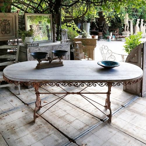Antique Provencal Table