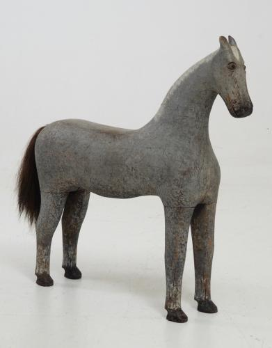 Swedish Wooden Horse, 18th Century