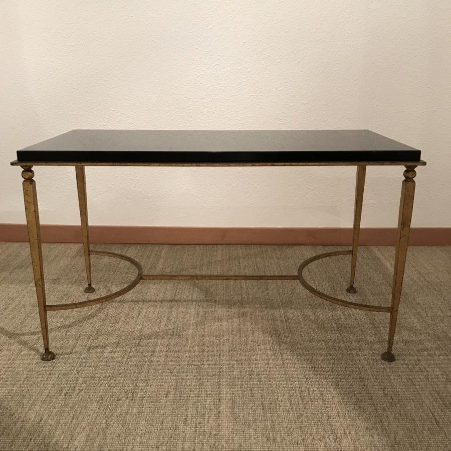 French Maison Ramsay Coffee Table, Circa 1940-1950