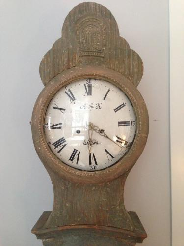 Swedish Mora Clock, Circa 1800