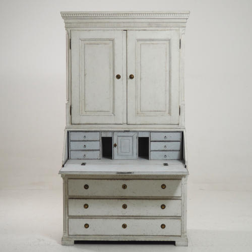 Swedish Gustavian Period Secreter, Circa 1785