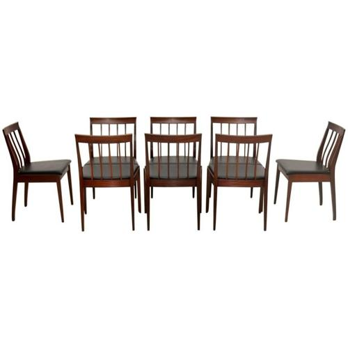 Robert Heritage Dining Chairs, Circa 1960