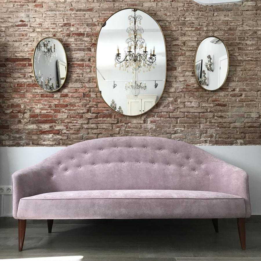 Swedish Paradiset Sofa by Kirstin Horlin Holmquist