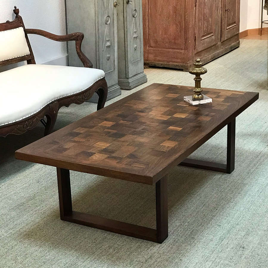 Large Coffee Table by Poul Cadovius, 1960s