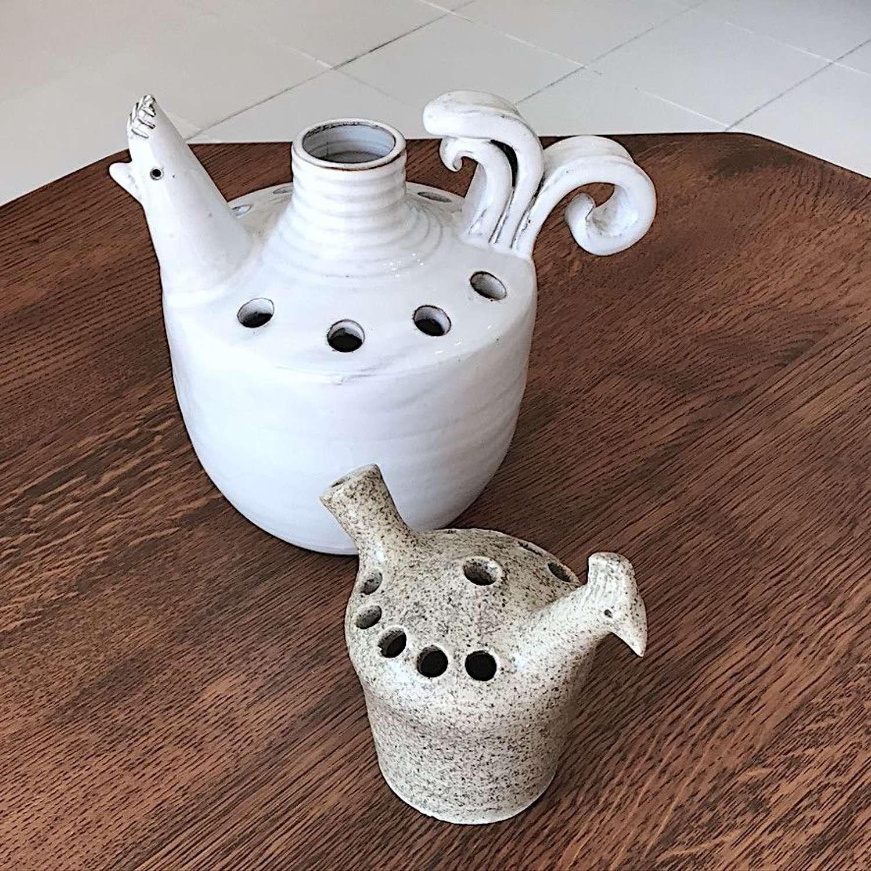 Les Argonautes Ceramic Vase, 1960